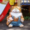 Фигурка кота таити