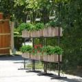Декоративный забор для ландшафта дачного участка