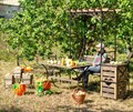 Мебель для дачи и загородного дома