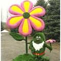Садовая фигура гномик для детской площадки купить не дорого