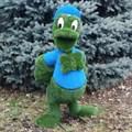 Топиарная фигура Дональд Дак для детской площадки и дачи