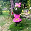 Садовая фигура для сада и детской площадки
