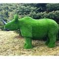 Топиарная фигура носорог фото с размерами