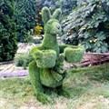 Фигура Кенгуру для парка