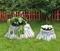 Пни садовые