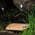Декоративный мостик для сада фото