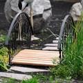 Кованый мостик