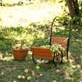 Тележка садовая 2-х колесная