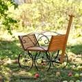 Тележка садовая 4 колесная