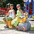 Лавочка для детских площадок