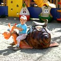 Фигура для детской площадки Улитка