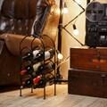 Подставка для вина из металла