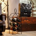 Подставка для бутылок вина фото