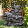 Декоративное кашпо искусственный камень