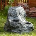 Кашпо камень