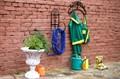 Держатель для садового шланга