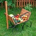 Садовая тележка на колесах