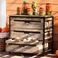 Ящик для овощей и фруктов фото