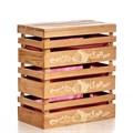 Деревянные ящики для овощей