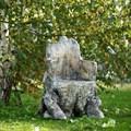 Кресло корень для дачи