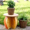 Садовый стол Сыр
