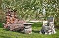 Садовое кресло Корень