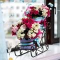 Подставка для цветов Сани