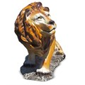 Садовая фигура Лев
