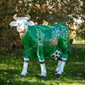 Садовая фигура Корова большая - фото 28768