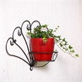Настенная подставка для цветка