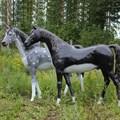 Садовая фигура Конь большой - фото 31409