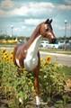 Садовая фигура Конь большой - фото 31857