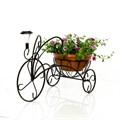 Велосипед кованая подставка