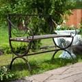 Садовая скамейка 881-58R