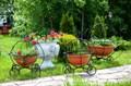 """Подставка для цветов """"Волшебная тыква"""" 51-302 - фото 34512"""