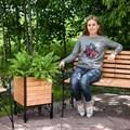 Кадка для растений за 2430 руб.