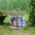 Уличное кашпо для цветов