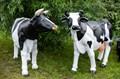 Садовая фигура Корова большая - фото 35353