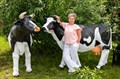 Фигура корова