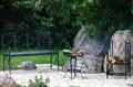 Кованая мебель для сада и дачи