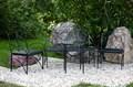 Мебель кованая для дачи