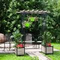 Арка садовая за 29500 руб.