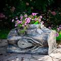 Кашпо для цветов под дерево
