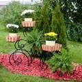 Цветочница кованая - фото 35954