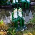 Фигура Лягушки для сада