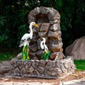 Садовый фонтан за 18540 руб.