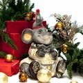 Фигура Крыса в платье - фото 57284