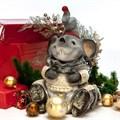 Фигура Крыса в платье - фото 57285