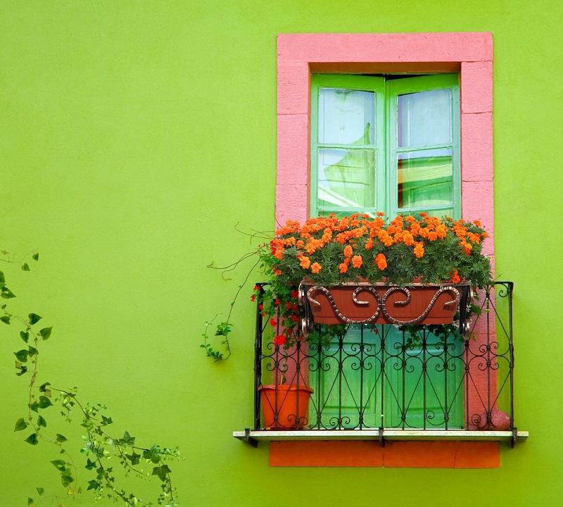 Балконные ящики для цветов в леруа мерлен - 6