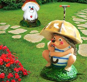 Поливалки для сада
